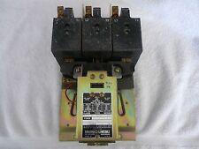 SQUARE D EG-2 CONTACTOR CLASS 8502 3PH 600V 120V COIL