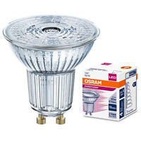 1 x 3X 5X OSRAM del réflecteur GU10 lampes PAR16 Cool & chaud blanc 36 DEG / 60