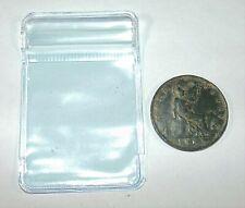 1862 Great Britain 1 Penny 🇬🇧 Head of Queen Victoria - 1d 10144