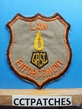 GENESEE AREA SKILL CENTER, MICHIGAN LAW ENFORCEMENT (POLICE) SHOULDER PATCH MI