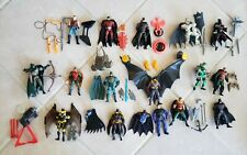 HUGE Lot of DC Comics BATMAN Action Figures and Accessories Kenner 1995