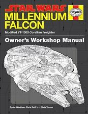 Star Wars: the Millennium Falcon Owner's Workshop Manual by Christian G....
