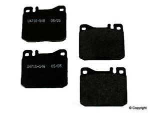 Disc Brake Pad Set-Pagid Front WD Express 520 01451 345