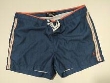Pinguin beach shorts size 34 blue@33