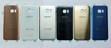 Vitre arrière couvercle capot cache batterie + adhésif - Samsung Galaxy S7 Edge
