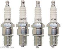 4x Peugeot 206 1.1 1.4 1.6 306 1.4 1.6 405 2.0 NGK Spark Plugs 2288 BKR6EK New