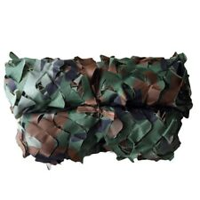 4x4M Woodland Camouflage Camo Army Net Hide Netting Camping Military Hunting