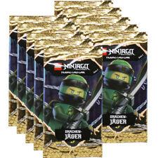 LEGO Ninjago - Serie 4 Trading Cards - 10 Booster - Deutsch