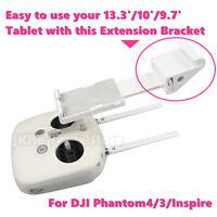 Remote Control Extension Bracket for 13.3/10/9.7 Tablet DJI Phantom4/3/Inspire