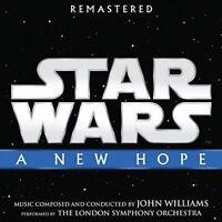 John Williams - Star Wars: A New Hope (Original Soundtrack) [New CD]