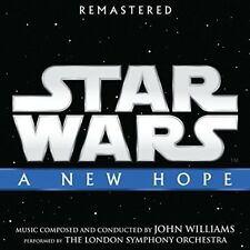 John Williams - Star Wars: A New Hope (Original Soundtrack) [New CD]