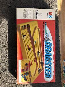 Dragster MB Games Vintage