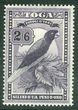 SG 81 Tonga 1942-49. 2/6 deep purple. Fresh mounted mint CAT £38