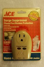 Home Appliance Surge Suppressor  1 Outlet  840 Joules Ace