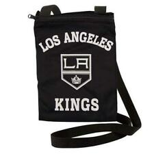 """LA Los Angeles Kings Game Day Pouch Purse Tote Bag 9"""" X 6"""" Bag Size NWT Rare"""