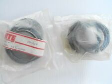 white brothers fork seal kit 43mm pair (Fits: Husqvarna)