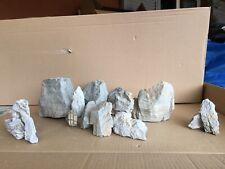 LIGURIAN ROCKS Rocce Decorative per Acquario Dolce IWAGUMI Caridinaio 80x50 cm