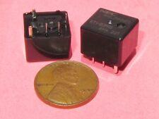 2 Pcs NEC ET1-B3M1S Single Sealed Automotive Relay 12VDC 225 OHM 1 Form C SPDT M