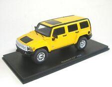 Hummer H3 (2006) jaune