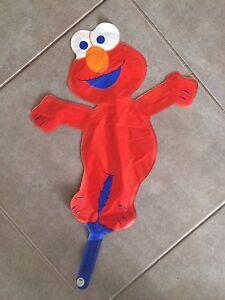 Elmo Sesame Street Party Supplies - Elmo Full Body Mini Shape Foil Balloon 35cm