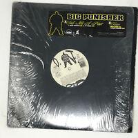 "Big Punisher Still Not A Player Vinyl Record Hop Hop 12"""