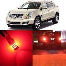 Alla Lighting Rear Turn Signal Light 7440 Red LED Bulbs for 2010~16 Cadillac SRX