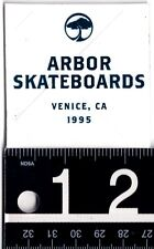 ARBOR COLLECTIVE STICKER Arbor Skateboarding Snowboarding Sticker Decal