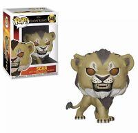 Funko Pop Disney The Lion King: Scar Vinyl Figure 548