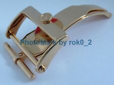CHRONOSWISS 18K 18ct ROSE GOLD 20mm DEPLOYMENT DEPLOYANT BUCKLE CLASP BRAND NEW!