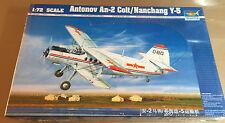 TRUMPETER 01602 - 1/72 - ANTONOV An-2 COLT/NANCHANG Y-5 - NUOVO