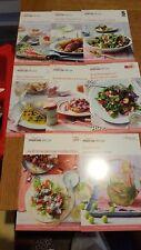 8 Waitrose recipe cards - all June 2014