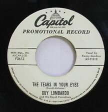 50'S & 60'S 45 Guy Lombardo - The Tears In Your Eyes / I Won'T Let You Out Of My