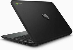 "HP CHROMEBOOK Laptop CHROME OS WEBCAM HDMI  -2GB 16GB 11.6"" inch NOTEBOOK"