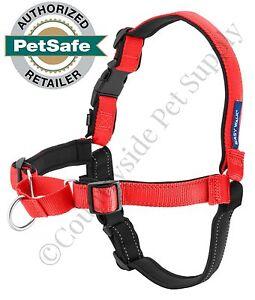 PetSafe Deluxe EasyWalk Harness Med/Lg Rose