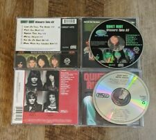 Quiet Riot CD Lot - Winners Take All and Metal Health