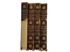 History of Freemasonry Book Set - Volumes One, Five, Six, & Seven Masonic 1898