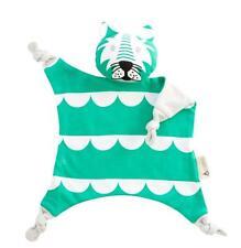 Organic Baby Comforter Kippins Cotton Security Blankie Blanket Kippin Dash Tiger