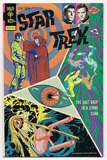 Gold Key STAR TREK COMIC #30 VF+