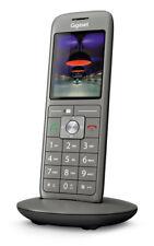 GIGASET CL660HX Universal VoIP IP Mobilteil schwarz Grau OVP