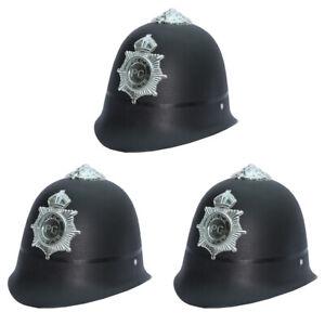 POLICE HAT FANCY DRESS COSTUME ACCESSORY WORLD BOOK DAY PARTY FANCY DRESS LOT