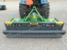 "Valentini 64"" Power Harrow;Best Specs&Features,Qhitch Comp,Level'g Bar,14Blades!"