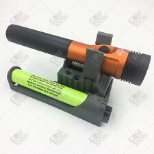 Streamlight 75480 Stinger LED HL® Rechargeable Flashlight Kit ORANGE