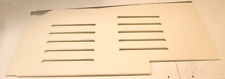 "Voyager Pontoon White Poly Swim Platform 23 3/8"" X 50"""