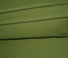 1000TC Egyptian Cotton WATERBED SHEET SET Extra Deep Pocket Olive Pinstripe