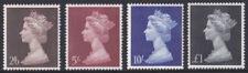 Pre-Decimal Used Great Britain Stamps 4 Number