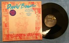 "David Bowie 12"" Single RCA PD 12249 E+ Cond. Up The Hill Backwards/Crystal Japan"