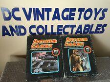 1978 Battlestar Galactica Parker Bros Puzzle Rag Tag Fleet /Starbuck 140 Piece!