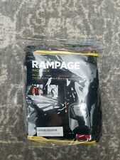 Easton Rampage Backpack Bat Bag Baseball Softball 2 Bats Red/Silver
