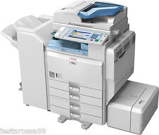 Ricoh MPC 4000 Colour Multifunction with Copy Scan Print & Optional Staple