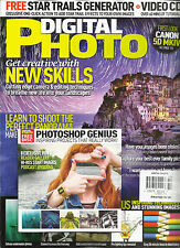 DIGITAL PHOTO MAGAZINE, OCTOBER, 2016  ISSUE # 212  GET CREATIVE WITH NEW SKILL